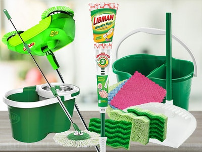Libman®  Prize Pack! sweepstakes