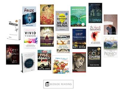 Bedside Reading Bundle! sweepstakes