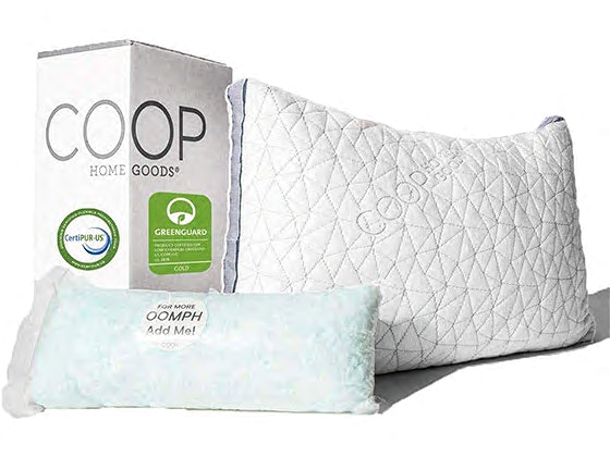 COOP Home Goods Pillows sweepstakes
