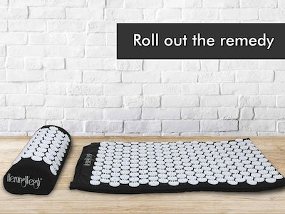 Hemingweigh Complete Acupressure Mat! sweepstakes