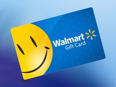 $100 Walmart Gift Card - April 2020 sweepstakes