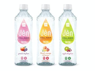 Jèn Collagen + Aloe Vera Water sweepstakes