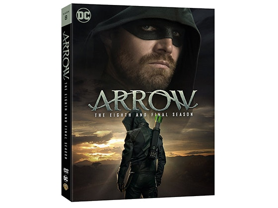 Arrow: The Eighth and Final Season sweepstakes
