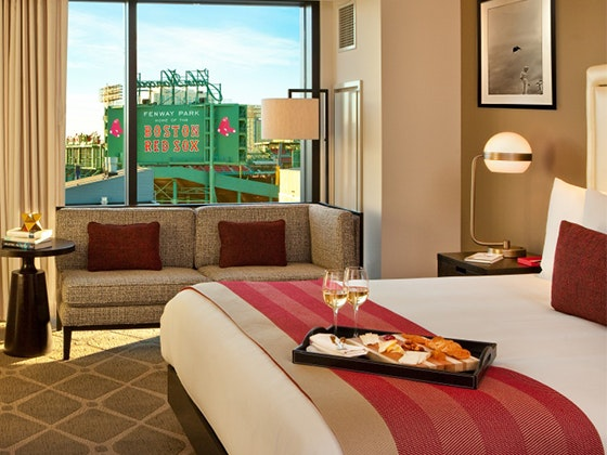 Win a Two night stay at The Hotel Commonwealth sweepstakes