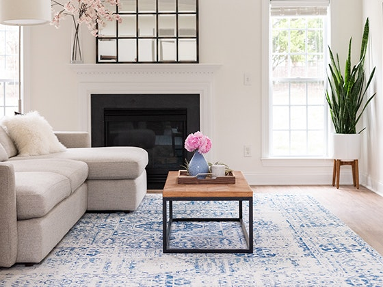 Coastal Inspired Rug! sweepstakes