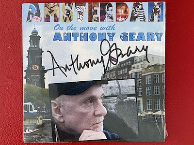Autographed DVD of Amsterdam: On The Move With Anthony Geary! sweepstakes