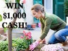 $1000 Cash May 2020 sweepstakes