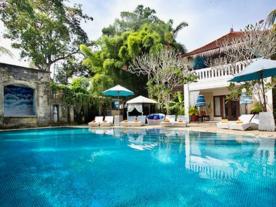 5 Night Stay at The Mansion Bali! sweepstakes