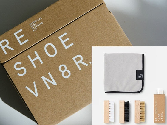 Reshoevn8r Shoe Cleaning Kit sweepstakes