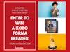 Kobo Forma eReader sweepstakes
