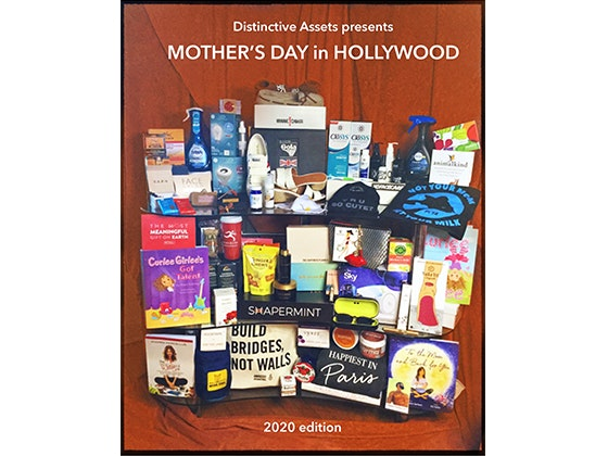Mother's Day Hollywood Gift Bag sweepstakes