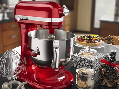 KitchenAid® Artisan® 5 qt. Stand Mixer sweepstakes