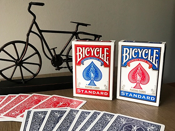 BICYCLE® STANDARD INDEX PLAYING CARDS sweepstakes
