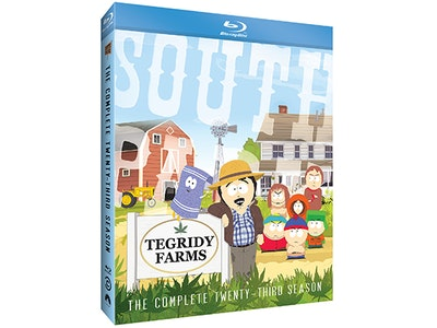 SOUTH PARK: The Complete Twenty-Third Season sweepstakes