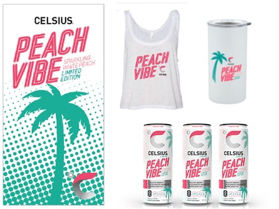 Celsius sweepstakes
