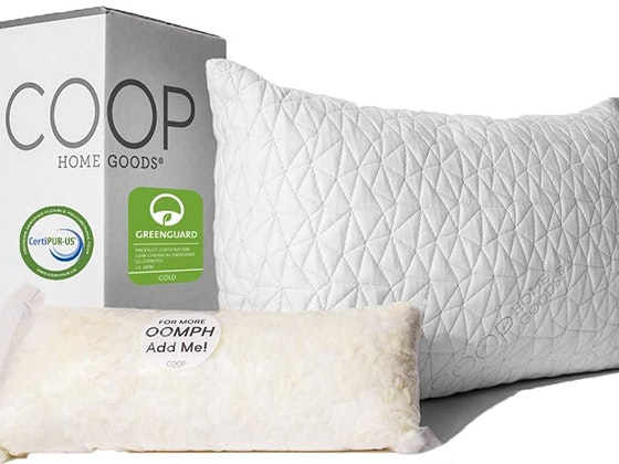 Win Coop Home Goods Pillows  sweepstakes