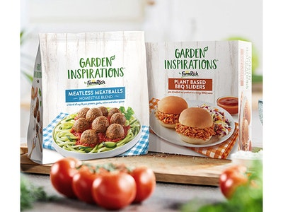 Garden Inspiration From Farm Rich! sweepstakes