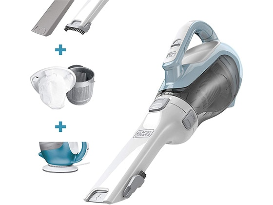 BLACK+DECKER Dustbuster Handheld Vacuum! sweepstakes