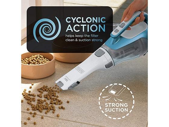 BLACK+DECKER Dustbuster Handheld Vacuum! sweepstakes