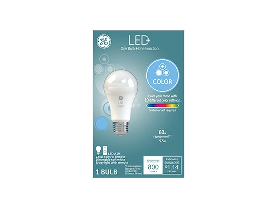 GE Lighting's LED+ Collection! sweepstakes