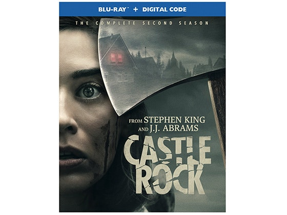 Castle Rock: The Complete Second Season on Blue-ray! sweepstakes