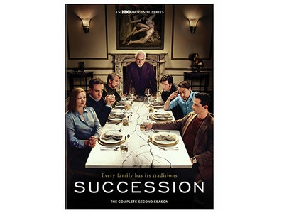 Succession: The Complete Second Season! sweepstakes