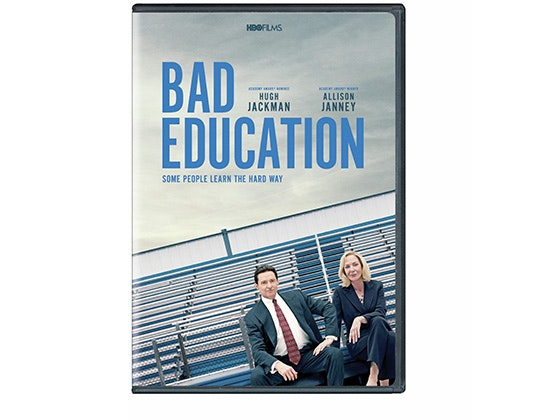 Bad Education on DVD! sweepstakes