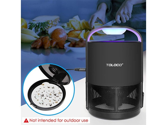 Win a Toloco Mosquito Trap! sweepstakes