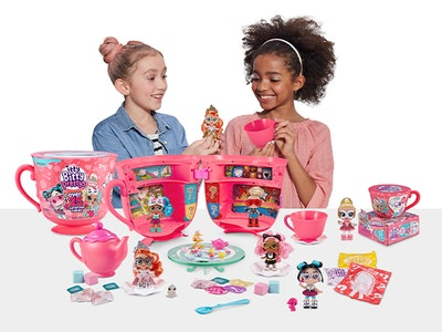 Itty Bitty Tea Party sweepstakes