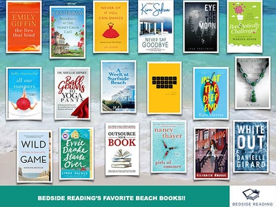 Bedside Reading Bundle  sweepstakes