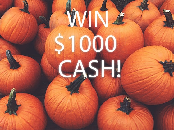 $1000 Cash! sweepstakes