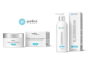 Perfect image skincare