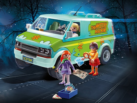 Scooby Doo! Mystery Mansion! sweepstakes