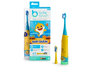 Baby tooth brush