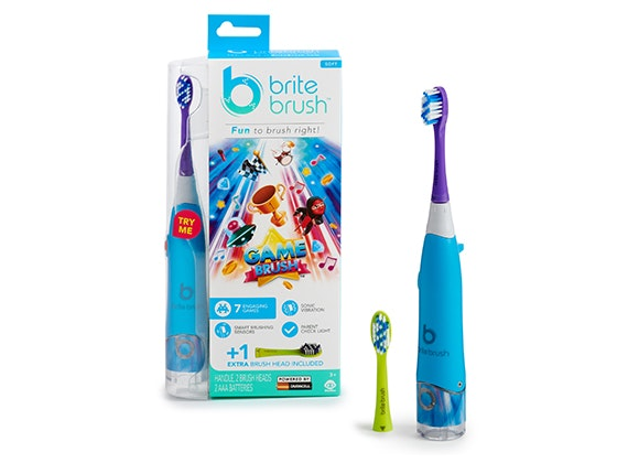 BriteBrush Toothbrush Pack!  sweepstakes