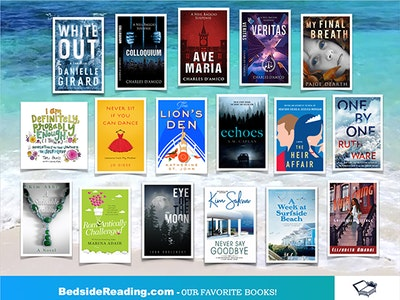 Bedside Reading Bundle!  sweepstakes