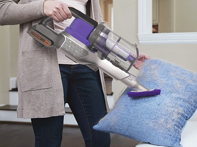 BLACK+DECKER Extreme™ PET STICK VACUUM  sweepstakes