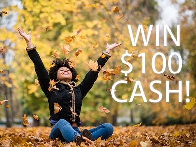 Win $100 Cash!  sweepstakes