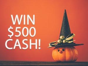 2nd  500 cash