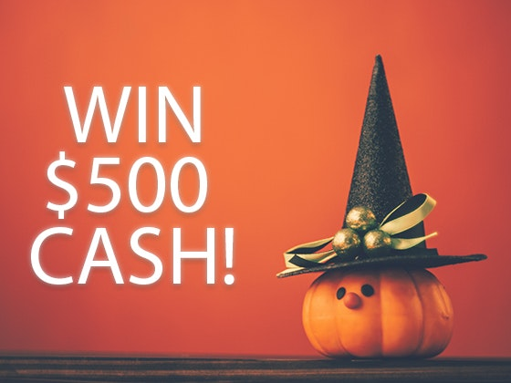 $500 Cash!  sweepstakes