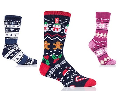 Heat Holders Thermal Socks! sweepstakes