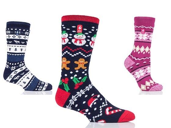 Heat Holders Thermal Socks! sweepstakes