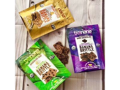 Barnana Brittle sweepstakes