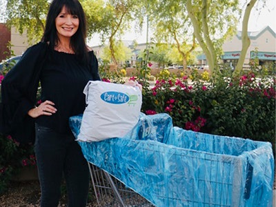 Cart Safe - Recyclable Shopping Cart Liners sweepstakes
