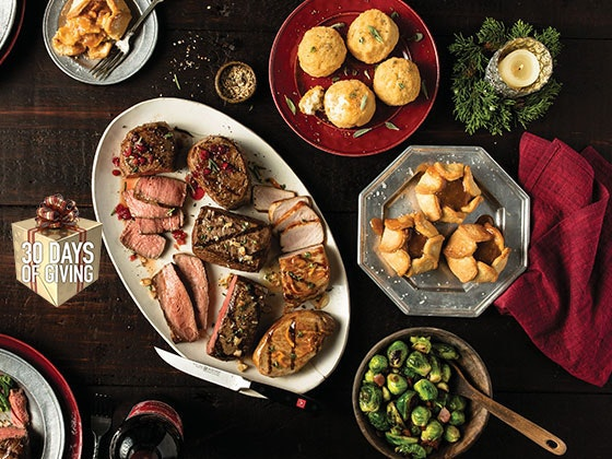 Omaha Steaks – The Tasteful Gift! sweepstakes