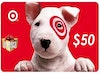 $50 Target Gift Card! sweepstakes