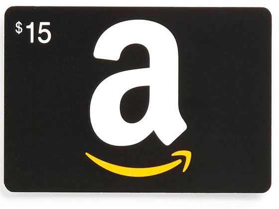 $15 Amazon Gift Card! sweepstakes