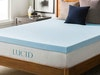 Lucid Mattress Topper! sweepstakes