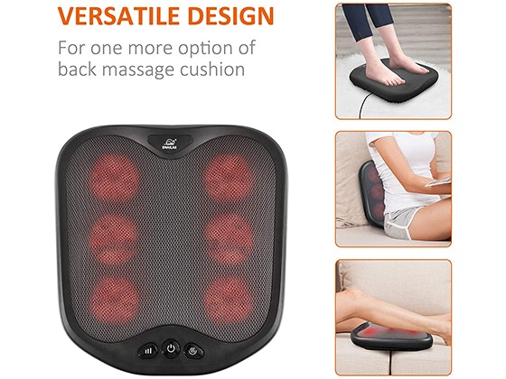 Snailax 2-in-1 Shiatsu Foot Massager! sweepstakes