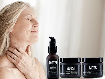 Motsi Skincare sweepstakes